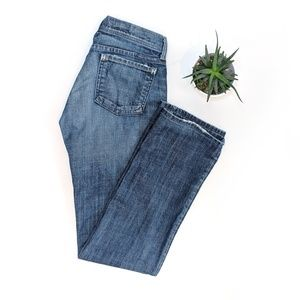 • citizens of humanity • straight leg jeans